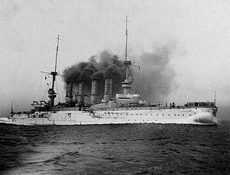 Tennessee-class cruiser - SMS Scharnhorst