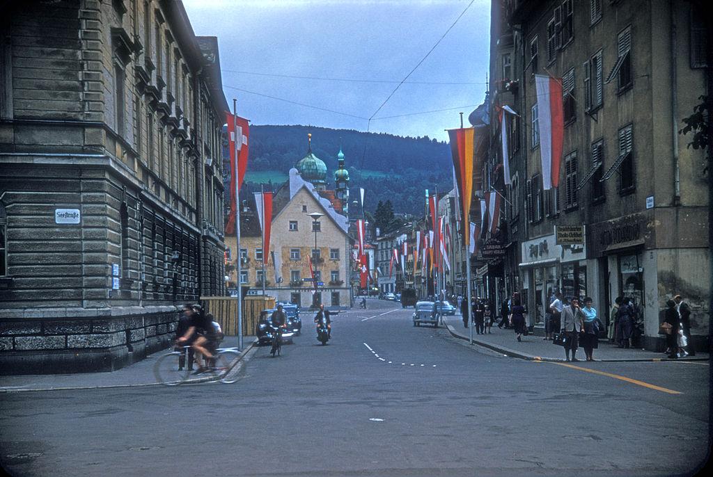STREET IN DOWNTOWN BREGENZ.jpg