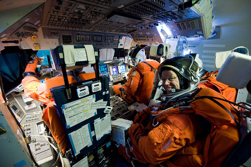 File:STS-133 Simulation Exercise.jpg