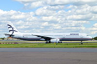 SX-DGQ - A321 - Olympic Air