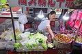 SZ 深圳 Shenzhen 福田 Futian 水圍村夜市 Shuiwei Cun Night food Market order and making May 2017 IX1.jpg