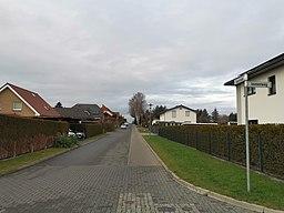 Saarstraße in Ahrensfelde