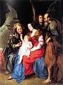 Sacra Famiglia con sant'Anna e un angelo - Jan Roos.jpg