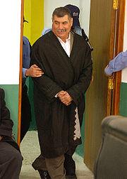 Saddam Hussein's former Defense Minister, Sultan Hashim Ahmad, in Baghdad, Iraq.jpg