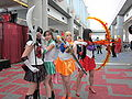 Sailor Moon cosplayers at FanimeCon 2010-05-30 4.JPG