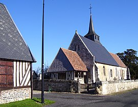 Church Saint-Cyr-et-Sainte-Julitte