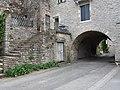 Saint-Maurice d'Ardèche - Rue au centre du village.jpg
