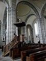 Saint-Ouën-des-Toits (53) Église Saint-Ouen Intérieur 13.JPG