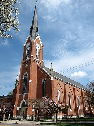 Roman Catholic Diocese of Columbus - Saint Mary of the Assumption Church of the South Columbus Deanery