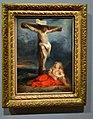 Sainte Marie Madeleine au pied de la croix, huile sur toile, 1829, Eugène Delacroix (2).jpg