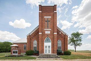 Salamonia, Indiana Town in Indiana, United States