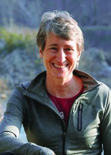 Portrait officiel de Sally Jewell, en 2013.