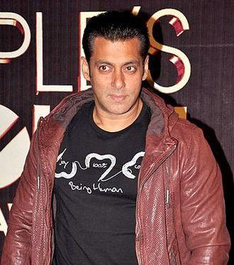 Being Human Foundation - Founder Salman Khan in Being Human merchandise