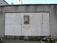 Salzburg Denkmal Franz Rehrl Max-Reinhardt-Platz