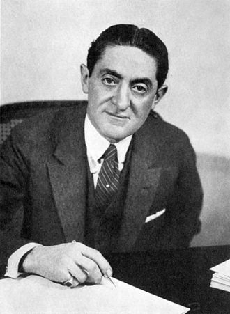 Sam H. Harris - Sam H. Harris in 1928