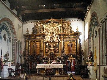 Mission San Fernando Rey De España Wikipedia