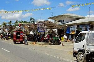 San Miguel, Bohol - San Miguel market