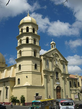Archdiocese of Lipa - Metropolipan Cathedral of Saint Sebastian, seat of the Roman Catholic Archdiocese of Lipa