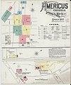 Sanborn Fire Insurance Map from Americus, Sumter County, Georgia. LOC sanborn01374 003-1.jpg