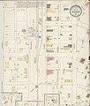 Sanborn Fire Insurance Map from Wickenburg, Maricopa County, Arizona. LOC sanborn00181 001.jpg
