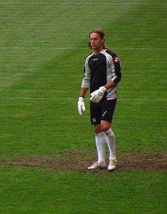 Sander Westerveld - Westerveld in 2011