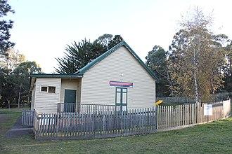 Sandfly, Tasmania - Sandfly Hall, built 1903