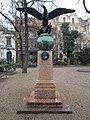 Sandor Kisfaludy monument by Dome Petrovics, 2016 Budapest.jpg