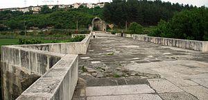 Sangarius Bridge - Image: Sangarius Bridge, Justinyen Köprüsü 3