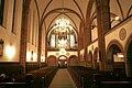 Sankt Andreas Kirke Copenhagen interior from quire.jpg