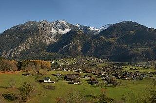 Sankt Anton im Montafon Place in Vorarlberg, Austria