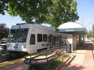 Santa Teresa station - Santa Teresa Station, September 22, 2012