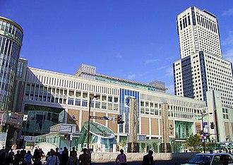 Hokkaido Railway Company - Sapporo Station