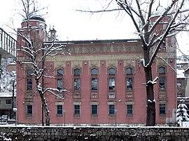 Sarajevo Synagoge 03