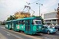 Sarajevo Tram-202 Line-2 2011-09-26.jpg