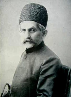 Ali-Qoli Khan Bakhtiari - Image: Sardar Assad
