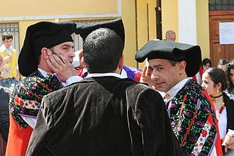 Cantu a tenore - Canto a tenore in Oliena, Sardinia