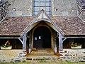 Sargé-sur-Braye Église Saint-Martin Fassade Portal.jpg
