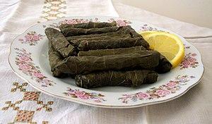 Sarma (food) - Image: Sarma