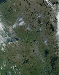 Satellite photo of Northern Saskatchewan, Northwest Territories, Canada.A2001185.1815.250m.jpg