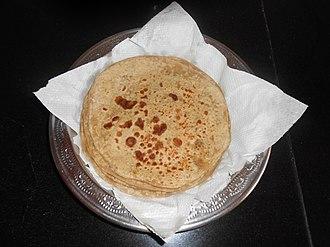 Cuisine of Jharkhand - Image: Sattu Ke Parathe