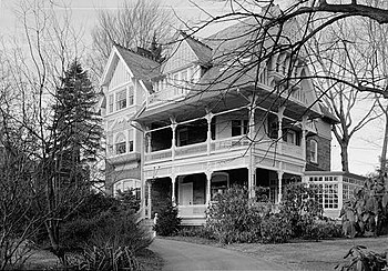 English: Sauveur House, 8205 Seminole Ave., Ch...