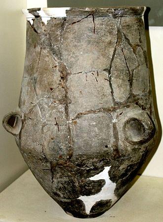 Kura–Araxes culture - Pottery