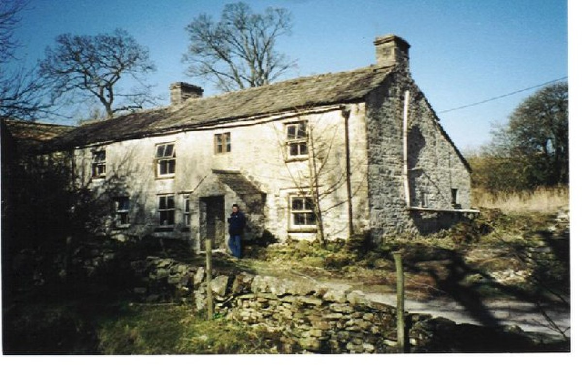 Scale Gill Foot Farm , Dentdale - geograph.org.uk - 31056.jpg