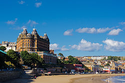 The Grand Hotel, em Scarborough, North Yorkshire