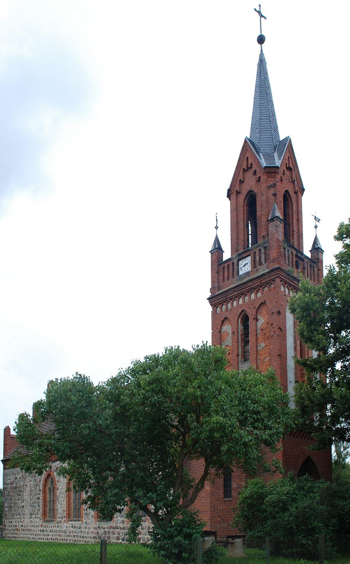 Kirche Schönfeld