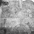 Schildering noord wand gedurende restauratie - Aalten - 20003593 - RCE.jpg