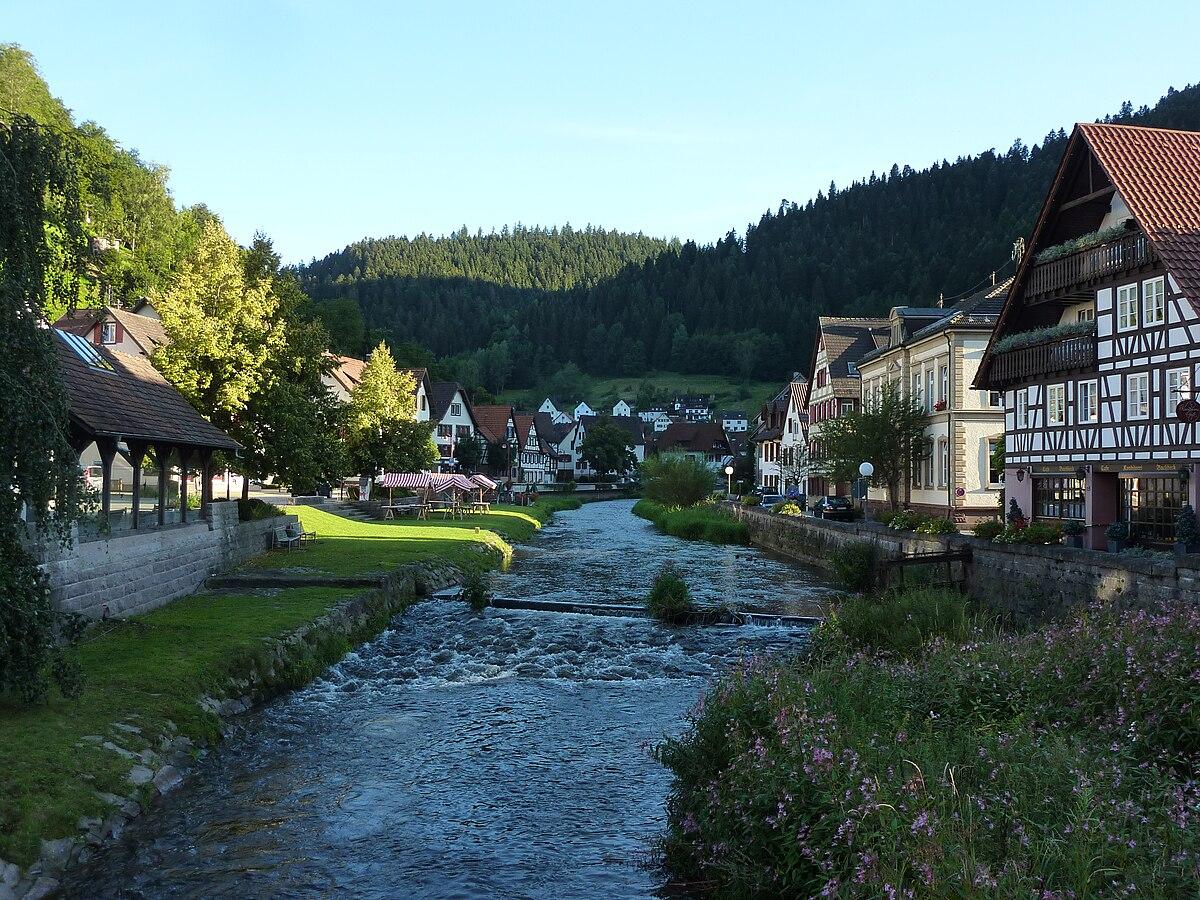Schiltach River Wikipedia