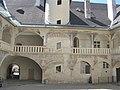 Schloss Rogendorf and Church of St Anna at Pöggstall, Lower Austria 20.JPG
