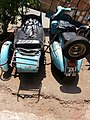 Scooter with side car (India).jpeg