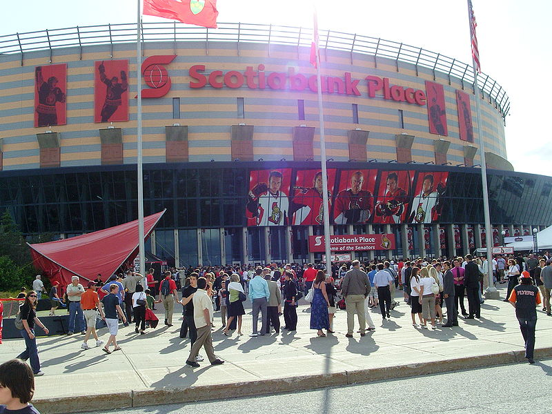 Scotiabank Place 2008 NHL Entry Draft.JPG